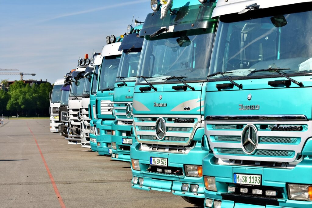 truck, commercial vehicle, mercedes